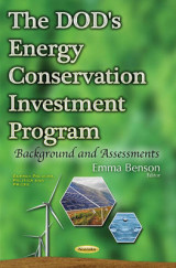Omslag - DOD's Energy Conservation Investment Program
