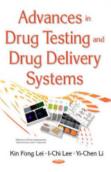 Omslag - Advances in Drug Testing & Drug Delivery Systems