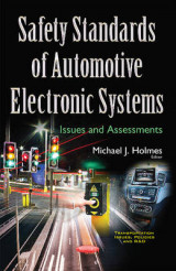 Omslag - Safety Standards of Automotive Electronic Systems
