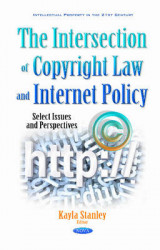 Omslag - Intersection of Copyright Law & Internet Policy