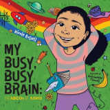 Omslag - My Busy, Busy Brain