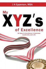 Omslag - My Xyzs of Excellence