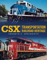 Omslag - Csx Transportation Railroad Heritage