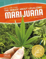 Omslag - Debate about Legalizing Marijuana