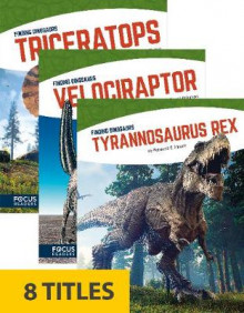 Finding Dinosaurs (Paperback Set of 8) av Various (Heftet)