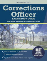 Omslag - Corrections Officer Exam Study Guide