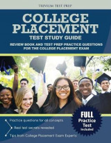 Omslag - College Placement Test Study Guide