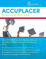 Omslag - Accuplacer Study Guide 2017-2018