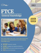 Omslag - FTCE General Knowledge Test Study Guide 2018-2019