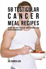 Omslag - 58 Testicular Cancer Meal Recipes