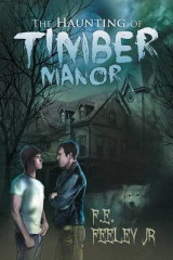 Omslag - The Haunting of Timber Manor