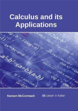 Omslag - Calculus and Its Applications