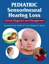 Omslag - Pediatric Sensorineural Hearing Loss