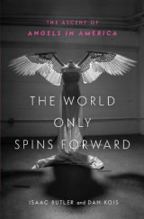 Omslag - The World Only Spins Forward