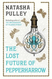 The Lost Future of Pepperharrow av Natasha Pulley (Innbundet)