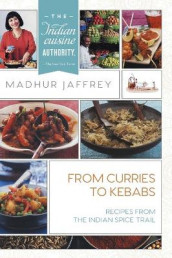 From Curries to Kebabs av Madhur Jaffrey (Innbundet)