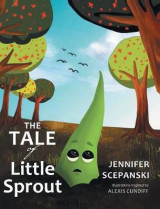 Omslag - The Tale of Little Sprout