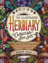 Omslag - Illustrated Herbiary: Collectible Box Set