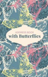 Omslag - Address Book with Butterflies