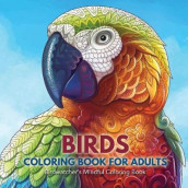 Birds Coloring Book for Adults av Adult Coloring Books (Heftet)