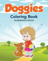 Omslag - Doggies Coloring Book