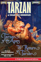 Tarzan of the Apes and the Return of Tarzan av Edgar Rice Burroughs og Finn J D John (Heftet)