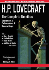 H.P. Lovecraft - The Complete Omnibus Collection - Supplement a av Finn J D John og H P Lovecraft (Innbundet)