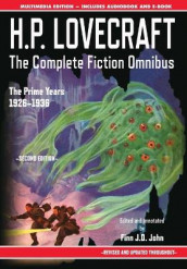 H.P. Lovecraft - The Complete Fiction Omnibus Collection - Second Edition av Finn J D John og H P Lovecraft (Innbundet)