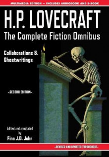 H.P. Lovecraft - The Complete Fiction Omnibus Collection - Second Edition av H P Lovecraft og Finn J D John (Innbundet)
