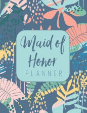 Maid of Honor Planner av Alice Devon (Heftet)