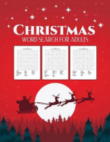 Omslag - Christmas Word Search for Adults