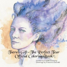 The Perfect Tear Official Coloring Book av Connie Lansberg (Heftet)