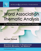 Omslag - Word Association Thematic Analysis