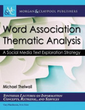 Word Association Thematic Analysis av Mike Thelwall (Innbundet)