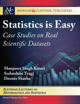 Omslag - Statistics is Easy