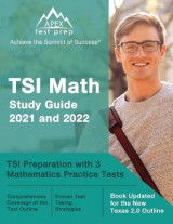 Omslag - TSI Math Study Guide 2021 and 2022