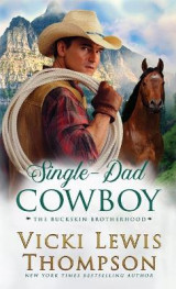 Omslag - Single-Dad Cowboy