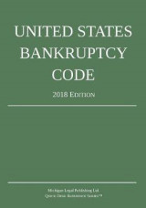 Omslag - United States Bankruptcy Code; 2018 Edition