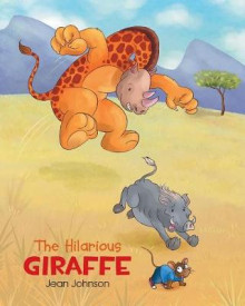 The Hilarious Giraffe av Jean Johnson (Heftet)