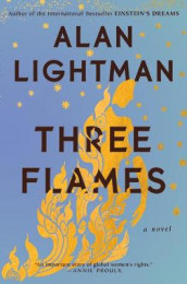 Three Flames av Alan Lightman (Heftet)