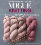 Omslag - Vogue Knitting: The Ultimate Quick Reference
