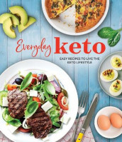 Everyday Keto av Publications International Ltd (Innbundet)