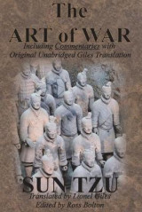 Omslag - The Art of War (Including Commentaries with Original Unabridged Giles Translation)