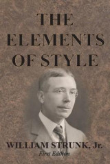 Omslag - The Elements of Style