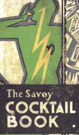 Omslag - The Savoy Cocktail Book