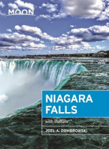 Omslag - Moon Niagara Falls (Third Edition)