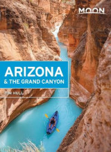 Omslag - Moon Arizona & the Grand Canyon (Fifteenth Edition)