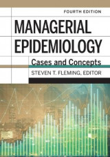 Omslag - Managerial Epidemiology