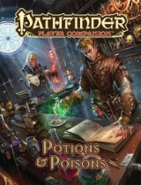 Omslag - Pathfinder Player Companion: Potions & Poisons