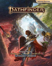 Pathfinder Lost Omens World Guide (P2) av Tanya DePass, James Jacobs, Lyz Liddell, Ron Lundeen, Liane Merciel, Erik Mona, Mark Seifter og James L. Sutter (Innbundet)